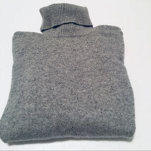 Talbots Cashmere Turtleneck Sweater
